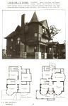 Frank Crowell House, 1890 2019 Colfax Ave. South Minneapolis, Minnesota BP# 24057 (Nov 8, 1890) Architect: EE Joralemon Cost: $11,000 TORN DOWN 1956 Photo/plans: Orff & Joralemon office brochure (Mpls History Collection)