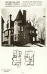 Samuel H Hall House, 1893 501 Ridgewood Avenue Minneapolis, MINNESOTA Architect: Orff & Joralemon Cost: $14,000 TORN DOWN 1964 Photo/plans: Orff & Joralemon office brochure (Mpls History Collection)