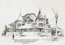 ca 1895 Residence for Mr Frank Crowell, Lowry Hill Minneapolis, MINNESOTA Orff & Joralemon ?Built?