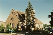 Congregational Church, 1895 cor Court ST & Broadway Street Decorah, IOWA Architect: Orff & Joralemon Cost: $15,000 STANDING 1997 Snapshot: June 25, 1997 by CDT