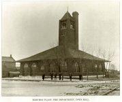 Sleepy Eye Electric Plant – Fire Department – Town Hall, 1895 Sleepy Eye, MINNESOTA Architect: Orff & Joralemon Cost: $6,100 Photo: Orff & Joralemon office brochure (in Mpls History Collection)