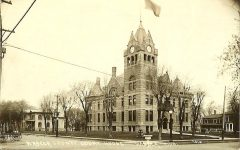 Waseca County Court House, 1896 Waseca, MINNESOTA Architect: Orff & Joralemon Cost: $55,800 or $40,000 or $35,000 STANDING 1991 Brickbuilder May 1896 Improvement Bulletin May 23, 1896 $35,000 Inland Architect $40,000 Real Postcard: #7516 Co-Mo Company Mpls (CDT Collection)