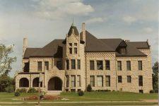 LS Tainter House, 1890 Menomonie, WISCONSON Architect: LS Buffington Snapshots of Sept 7, 1987 by CDT