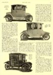 1914 1 29 COLUMBUS Electric Electric Vehicles in Novel Designs The Columbus Buggy Co Columbus, OHIO MOTOR AGE January 29, 1914 8.5″x11.75″ page 17