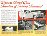 1939 DODGE Luxury Liner DODGE's SILVER ANNIVERSARY Form-403-250M-10-38- DODGE DIVISION OF CHRYSLER CORPORATION Detroit, MICH 11″x8.5″ page 10