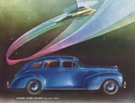 1939 DODGE Luxury Liner DODGE's SILVER ANNIVERSARY Form-403-250M-10-38- DODGE DIVISION OF CHRYSLER CORPORATION Detroit, MICH 11″x8.5″ page 21