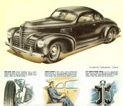 "1939 PLYMOUTH ""Roadking"" 10″x8.5"" page 13"
