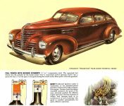 "1939 PLYMOUTH ""Roadking"" 10″x8.5"" page 6"