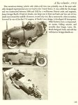"""1912 THE """"BI-AUTOGO"""" Floyd Clymer's Treasury of EARLY AMERICAN AUTOMOBILES 1877-1925, 1950 8″x11″ page 115"""