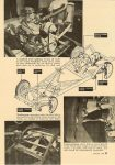 1948 1 Engine Is Where You Want It Popular Science article on Keller cars Dated January 1948 6.5″x9.5″ page 147