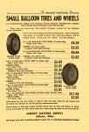 1947 3-4 The MIDGET MOTORS Directory March-April 1947 No. 18 SMALL BALLOON TIRES MIDGET MOTORS DIRECTORY Athens, OHIO 6″x9.25″ page 12