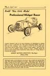 1947 3-4 The MIDGET MOTORS Directory March-April 1947 No. 18 Professional Midget Racer MIDGET MOTORS DIRECTORY Athens, OHIO 6″x9.25″ page 15