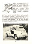 1953 KING MIDGET ASSEMBLY BOOK and SERVICE MANUAL Specifications MIDGET MOTORS SUPPLY Athens, OHIO 5″x6.75″ page 12