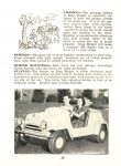 1953 KING MIDGET ASSEMBLY BOOK and SERVICE MANUAL Specifications MIDGET MOTORS SUPPLY Athens, OHIO 5″x6.75″ page 13