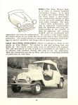 1953 KING MIDGET ASSEMBLY BOOK and SERVICE MANUAL Specifications MIDGET MOTORS SUPPLY Athens, OHIO 5″x6.75″ page 14