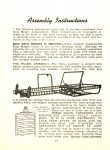 1953 KING MIDGET ASSEMBLY BOOK and SERVICE MANUAL Assembly Instructions MIDGET MOTORS SUPPLY Athens, OHIO 5″x6.75″ page 18