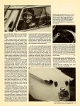 "1955 Messerschmitt KR-200 ""Red Baron, Your Car's Ready"" By Tim Howley (photos by author) Special Interest Autos #76 August 1983 page 51"