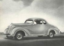 1936 TERRAPLANE TERRAPLANE Coupe HUDSON MOTOR CAR COMPANY Detroit, MICH 11″x7.75″ page 10