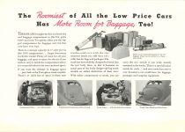 1936 TERRAPLANE More Room for Baggage HUDSON MOTOR CAR COMPANY Detroit, MICH 11″x7.75″ page 15