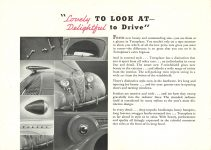 1936 TERRAPLANE Lovely Delightful HUDSON MOTOR CAR COMPANY Detroit, MICH 11″x7.75″ page 17