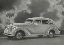 1936 TERRAPLANE TERRAPLANE Touring Sedan HUDSON MOTOR CAR COMPANY Detroit, MICH 11″x7.75″ page 2