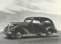 1936 TERRAPLANE TERRAPLANE Brougham HUDSON MOTOR CAR COMPANY Detroit, MICH 11″x7.75″ page 7