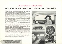 1936 TERRAPLANE Every Road a Boulevard HUDSON MOTOR CAR COMPANY Detroit, MICH 11″x7.75″ page 8