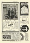 1909 6 3 DETROIT Electric The Ideal Woman's Car Anderson Carriage Company Detroit, MICH MOTOR AGE June 3, 1909 8.5″x11.75″ page 104