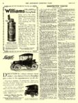 1911 4 22 DETROIT Electric DOWNTOWN Anderson Electric Car Co. Detroit, MICH THE SATURDAY EVENING POST April 22, 1911 10.5″x14″ page 46