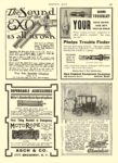 1911 6 15 DETROIT Electric FOR your bride-to-be ANDERSON ELECTRIC CAR CO. Detroit, MICH MOTOR AGE June 15, 1911 8.5″x12″ page 107