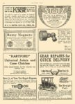 1911 8 8 DETROIT Electric The Straight Path Anderson Electric Car Company Detroit, MICH MOTOR AGE August 8, 1911 8.25″x11.75″ page 132