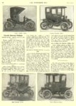 1911 1 25 DETROIT Electric Article Electric Pleasure Vehicles Detroit Electric Coupe THE HORSELESS AGE January 25, 1911 University of Minnesota Library 8.25″x11.5″ page 192