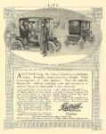1911 DETROIT Electric Chainless Anderson Carriage Company Detroit, MICH LIFE 1911 8.25″x10.75″ page 75