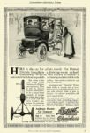 1911 DETROIT Electric The car for all the family Anderson Electric Car Company Detroit, MICH Cosmopolitan – Advertising Section 1911 6.5″x9.5″ page 67