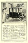 1912 5 DETROIT Electric THE tree-tops have telegraphed Anderson Electric Car Co. Detroit, MICH SCRIBNER's MAGAZINE May 1912 6″x9.25″ page 81