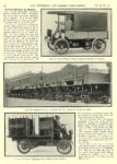 1912 4 24 DETROIT Electric Truck Detroit Electrics in Service Electric Vehicle Used By U S Government Fleet of Electrics Used By A Chicago Electric Car Which Replaced Three Horse-Drawn Vehicles THE HORSELESS AGE April 24, 1912 University of Minnesota Library 8.75″x11.75″ page 742