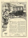 1912 3 16 DETROIT Electric One of Our Nine Rare Creations for 1912 Anderson Electric Car Company Detroit, MICH The Literary Digest March 16, 1912 7.75″x11″ page 543
