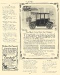 1912 DETROIT Electric Too Big to Come Down the Chimney Anderson Electric Car Co Detroit, MICH LIFE 1912 8.5″x11″ page 2423