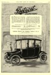 1914 11 DETROIT Electric THE Detroit ELECTRIC Anderson Electric Car Company Detroit, MICH COUNTRY LIFE IN AMERICA November 1913 9.75″x14.25″ page 99