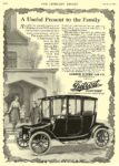 1914 12 6 DETROIT Electric A Useful Present to the Family ANDERSON ELECTRIC CAR CO. Detroit, MICH The Literary Digest December 6, 1913 7.75″x10.75″ page 1124