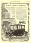 1913 12 6 DETROIT Electric A Useful Present to the Family ANDERSON ELECTRIC CAR CO. Detroit, MICH The Literary Digest December 6, 1913 9″x12″ page 1124