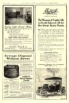 1913 3 DETROIT Electric The Pleasures of Country Life Anderson Electric Car Company Detroit, MICH COUNTRY LIFE IN AMERICA March 1913 9.5″x13.75″ page 125