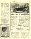 1913 4 17 DETROIT Electric YOUR CAR, Mr. Businessman ANDERSON ELECTRIC CAR COMPANY Detroit, MICH LIFE April 17, 1913 8.5″x10.75″ page 803