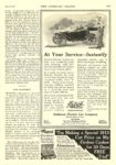 1913 5 10 DETROIT Electric At Your Service—Instantly Anderson Electric Car Company Detroit, MICH The Literary Digest May 10, 1913 9″x12″ page 1091