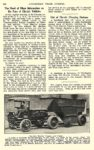 1913 6 DETROIT Electric Truck Gigantic Electric Tractor and Trailer AUTOMOBILE TRADE JOURNAL June 1913 6.25″x10″ page 230