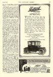 1914 3 14 DETROIT Electric SPRING Anderson Electric Car Company Detroit, MICH The Literary Digest March 14, 1914 8.5″x11.75″ page 565