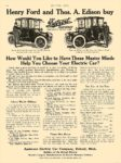 1914 3 26 DETROIT Electric Henry Ford and Thos. A. Edison buy Anderson Electric Car Company Detroit, MICH MOTOR AGE March 26, 1914 8.5″x11.75″ page 62