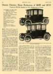 1916 8 12 DETROIT Electric Show Reduction of $600 and $725 The Anderson Electric Car Co. Detroit, MICH MOTOR AGE August 12, 1915 8.75″x12″ page 37