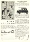 1930 4 DETROIT Electric New Detroit Electric Detroit Electric Car Company Detroit, MICH MoToR April 1930 8.25″x11.5″ page 124