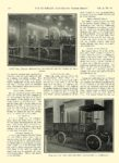 1912 10 16 Electric Article Automobile Row at the Electric Show THE HORSELESS AGE October 16, 1912 Vol 30 No 16 University of Minnesota Library 8.5″x11.5″ page 596